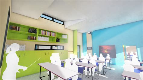 best learning environment interiors cool office interiors place by design wins cool school design competition