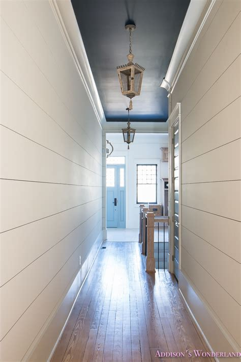 White Shiplap Ceiling One Of My Favorite Spots In The House S
