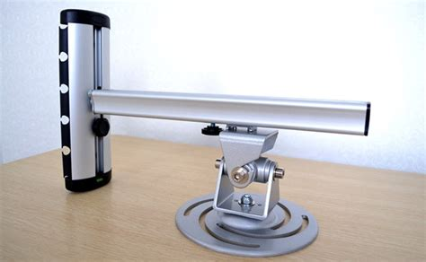 high quality 360 rotating projector mounts electric