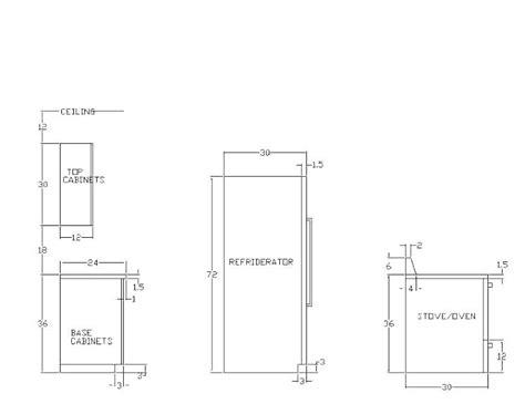 kitchen cabinet depth standard kitchen cabinet depth upandstunning