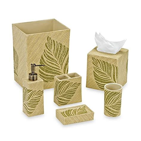 6 Pc Tommy Bahama Montauk Drifter Bath Set Ensemble Bahama Bathroom Accessories