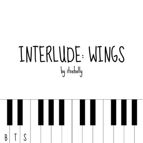 download mp3 bts interlude interlude wings bts piano cover by itsxholly holly