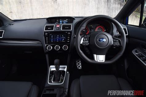 subaru wrx interior 2016 top 10 reasons to buy a 2016 subaru wrx