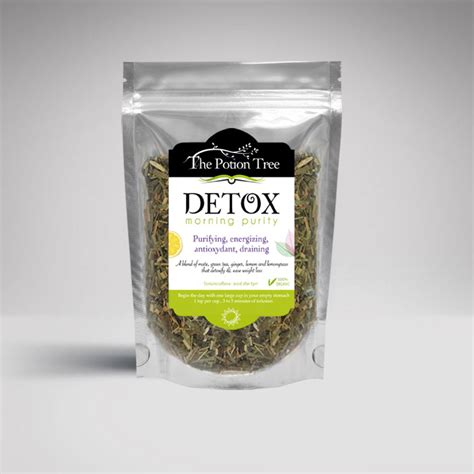 Detox Tea Nz by Detox Tea Morning Purity 100 Organic The Potion Tree