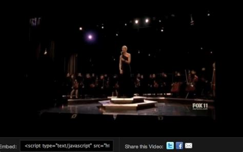 Glee Turning Tables by Of Gwyneth Paltrow Performing Adele S Quot Turning