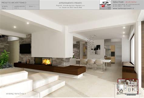 Studio Casa Privato by Foto Progettazione Per Un Appartamento Privato A Nerola