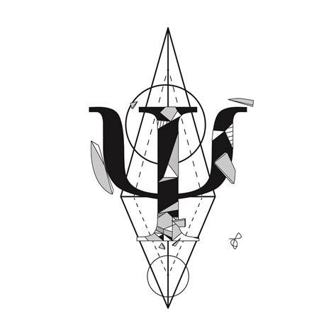 tc tattoo geometric psychology symbol simbolo tatto