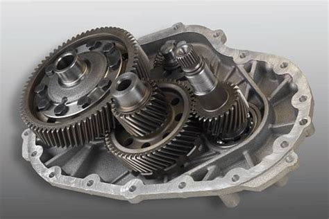 Tesla Model S Gearbox Last Borg Warner Transmission Now In Route To Roadster