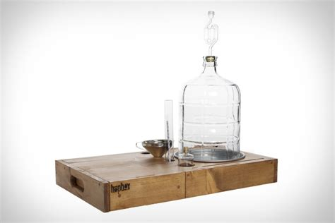 hopbox home brewing kit uncrate