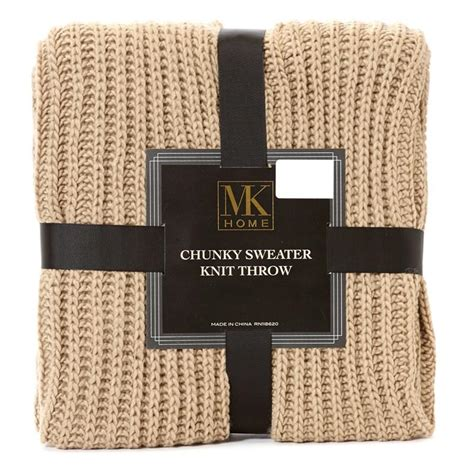 burlington coat factory bathroom accessories 50 x 60 chunky sweater knit throw from burlington coat factory