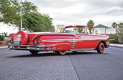 1958 chev impala 1958 chevrolet impala convertible vegas vice