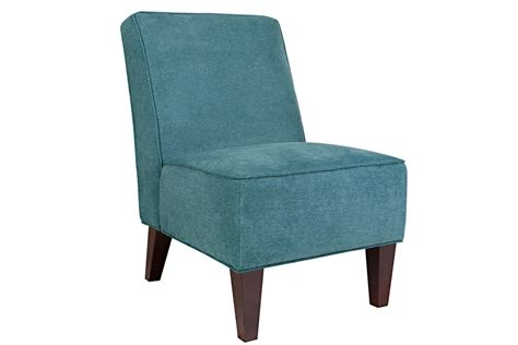 Teal Blue Chair by Dover Teal Blue Chair