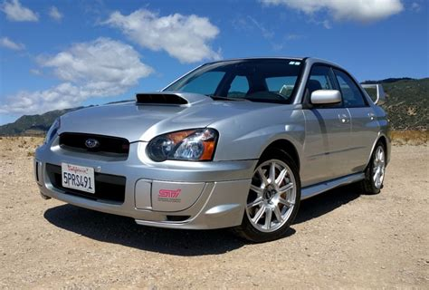 sti subaru 2005 2005 subaru wrx sti for sale on bat auctions sold for