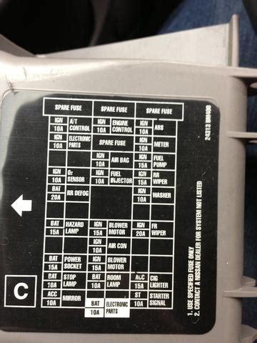 autosicherung welche fuers radio mit bild auto sicherung