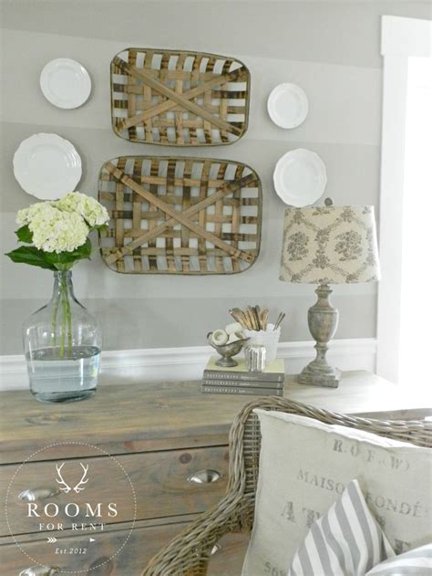Wall Baskets Decor 25 Best Ideas About Baskets On Wall On