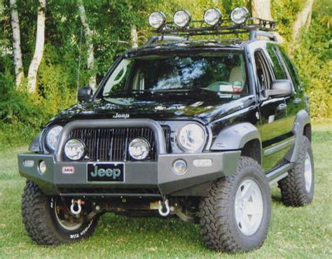 2005 Jeep Liberty Front Bumper Jeep Liberty Arb Bumper