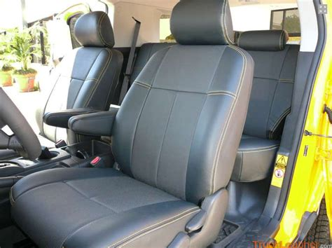 Toyota Truck Seat Covers Toyota Truck Seat Covers By Clazzio