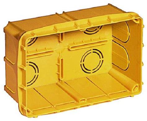 cassette elettriche da incasso bticino cassetta di derivazione da incasso pt4 multibox