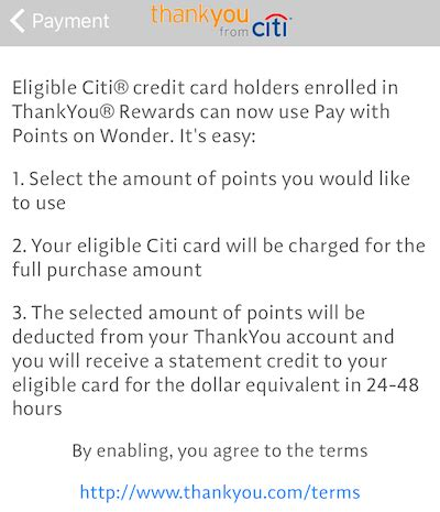 Thank You Points Gift Cards - citi thankyou points gift cards lamoureph blog