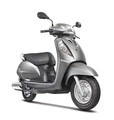 Suzuki Launches Refreshed Access 125 & Special Edition