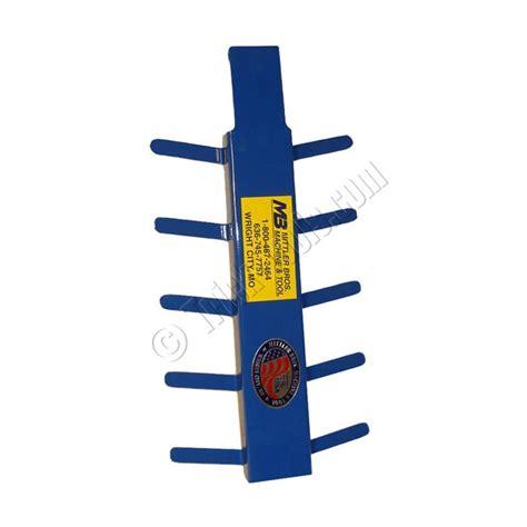 200 rh mittler bros roll holder for bead roller pedestals
