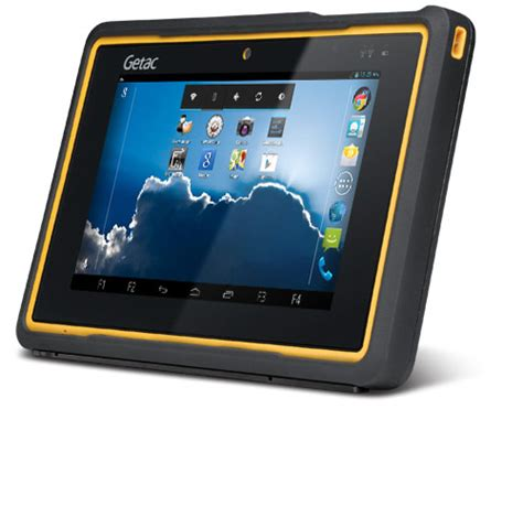 best rugged tablets getac z710 fully rugged tablet ip65 810g sunlight readable light weight