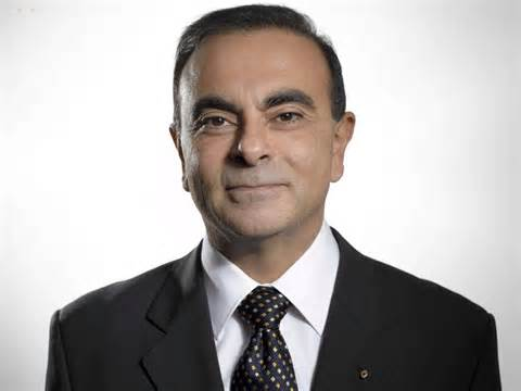 Carlos Ghosn Renault Carlos Ghosn Personaje A 241 O 2014
