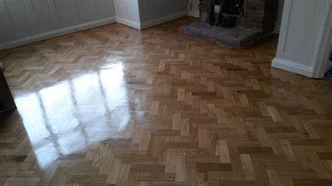 reclaimed parquet fitting service in step
