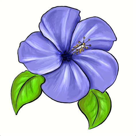 tattoo larkspur flower clipart best