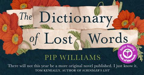 dictionary  lost words  pip williams  absolutely