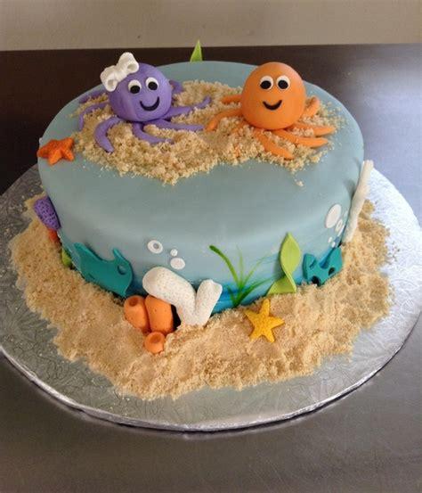 top sea creature cakes cakecentralcom