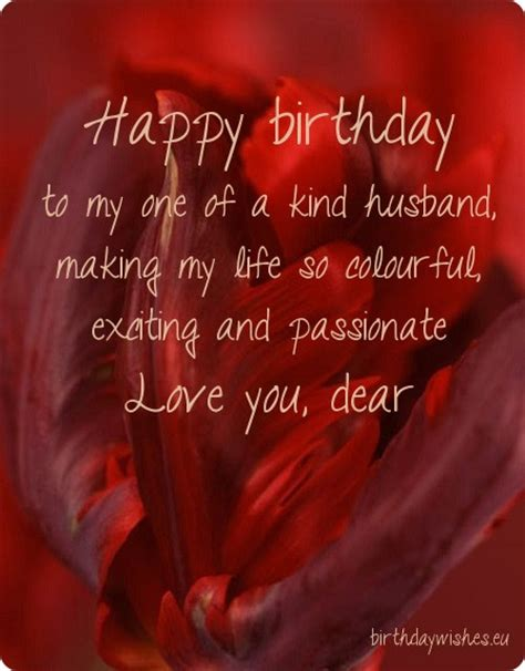 Happy Birthday Wishes To From Husband Birthday Wishes For Husband With Romantic Clipartsgram Com