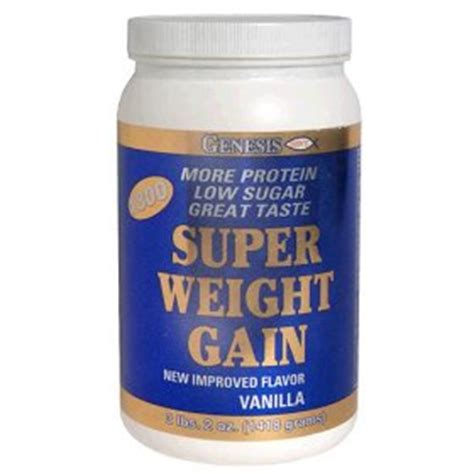 a supplement to gain weight healthy formula weight gain supplements