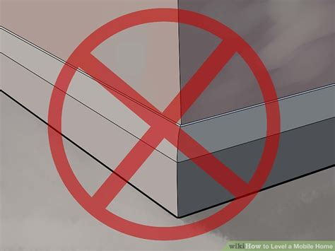 how to level a house how to level a mobile home 11 steps with pictures wikihow