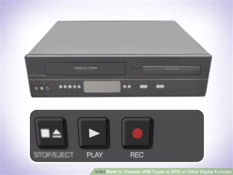 Format Needed For Dvd Player | 3 ways to transfer vhs tapes to dvd or other digital formats