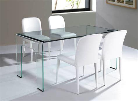 Dining Table Desk With Glass Top On A Metal Base At 1stdibs Cristallo Glass Dining Table Desk Ebay