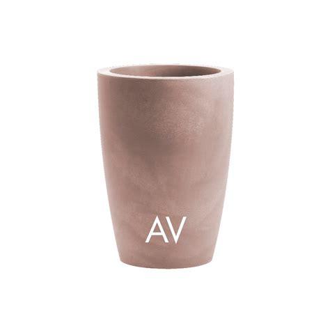 vaso in resina vaso nicoli in resina di polietilene tylus matt