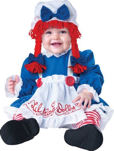 woman swings baby like a rag doll raggedy ann andy costumes