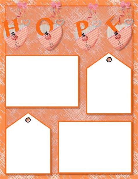 scrapbook page templates free free scrapbooking layouts