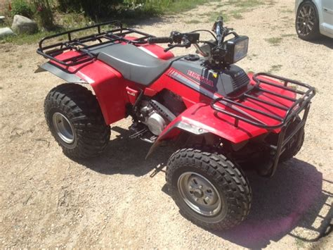 honda motorcycles for sale centennial co used 1986 honda trx 250r atvs are priced at 1 700 from