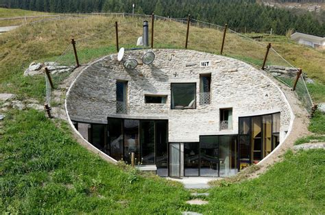 World's Most Fascinating Underground Homes and Hotels