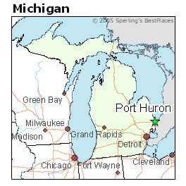 Most Expensive States To Live In best places to live in port huron michigan