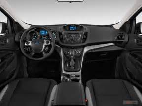 2014 ford escape interior u s news world report