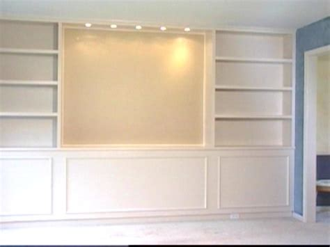 built in bookcases hgtv