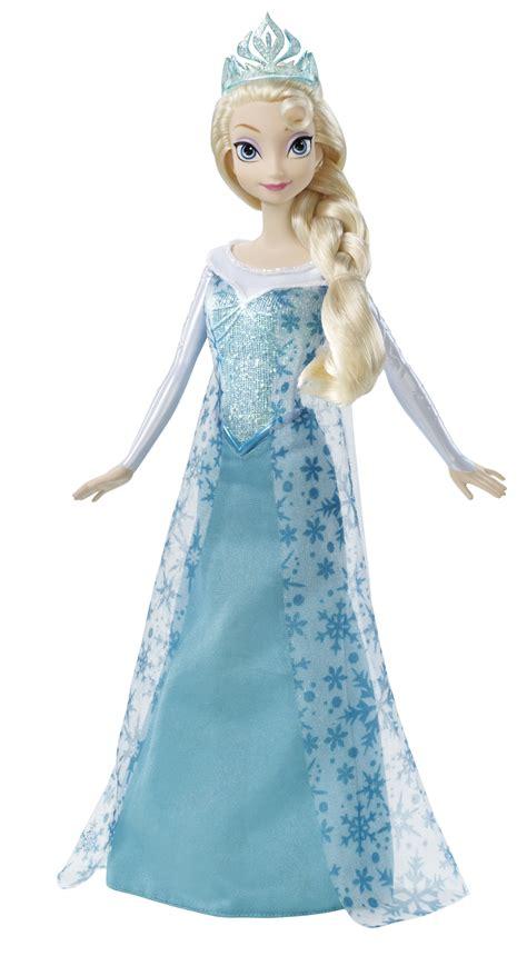 frozen doll images frozen sparkle elsa doll elsa and photo 35925586