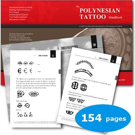 tattoo hand book the polynesian tattoo handbook