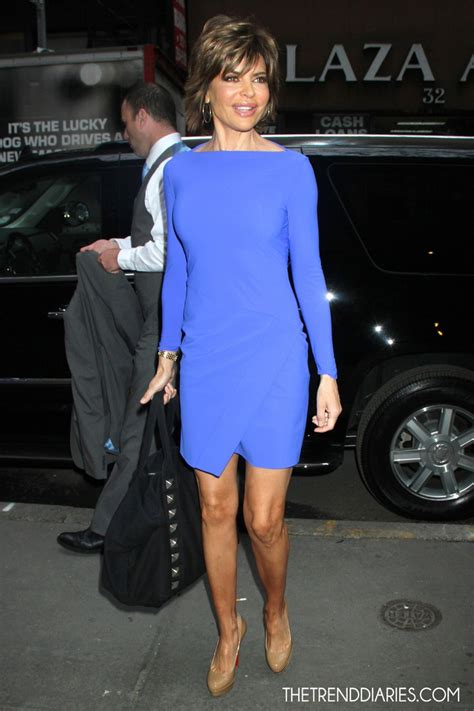 dresses lissa rinna wesrs on housewives blue cut out dress 91 best lisa rinna images on pinterest hair cut hairdos