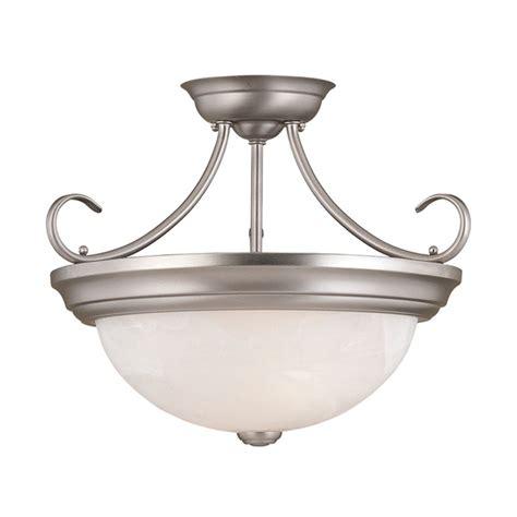 lowes semi flush lighting lowes semi flush lighting shop mount lights at