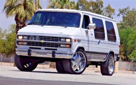 old car manuals online 1994 chevrolet sportvan g20 transmission control g20 5 7l sportvan by traveltime vans conversion for sale chevrolet g20 van 1994 for sale in