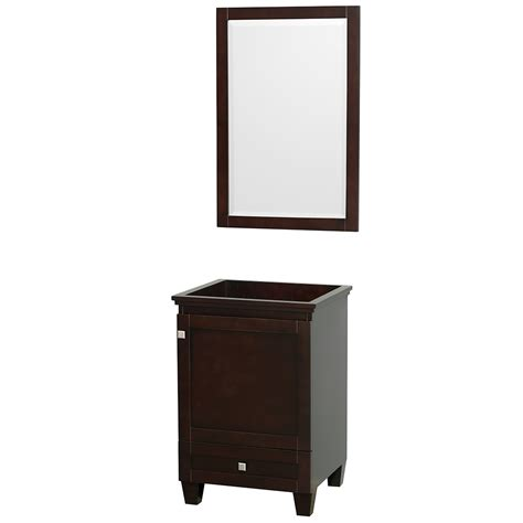 24 inch bathroom vanity and sink wyndham collection wcv800024sescxsxxm24 acclaim 24 inch